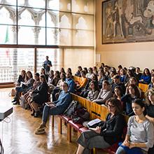 incontri studenti Grad aspettarsi datazione EP 1 ita