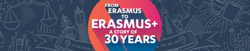 From Erasmus to Erasmus+ a story of 30 years