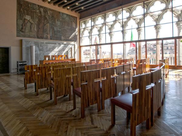 Dimensioni Sala Conferenze 100 Posti.Spazi Di Rappresentanza Universita Ca Foscari Venezia