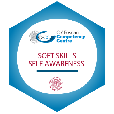 Soft Skills: Self Awareness. Ca' Foscari Competency Centre