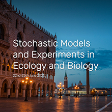 """Stochastic Models & Experiments in Ecology and Biology"" - SMEEB 2021"