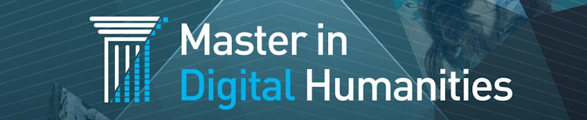 Master in Digital Humanities