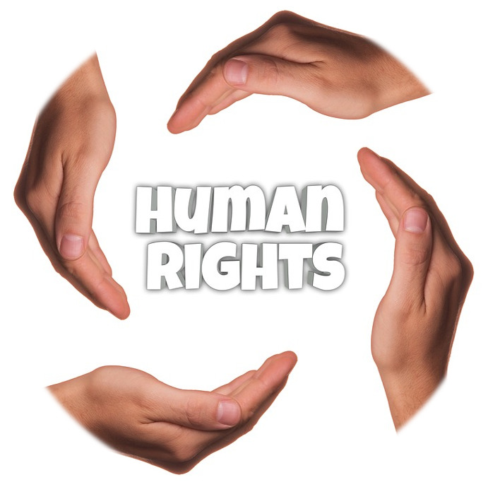 For human rights