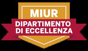 MIUR - Dipartimento di eccellenza