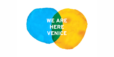 We are here Venice