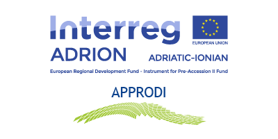 European Union, Interreg ADRION Adriatic Ionian, Approdi