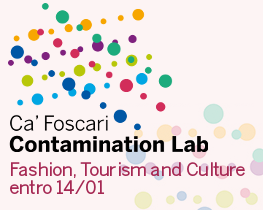 Contamination Lab: Fashion, Culture and Tourism entro 14/01