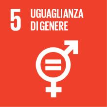 Obiettivo 5: uguaglianza di genere