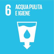Obiettivo 6: acqua pulita e igiene
