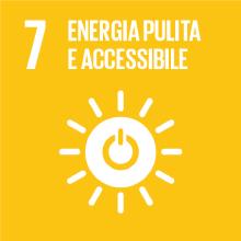 Obiettivo 7: energia pulita e accessibile