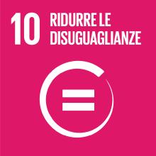 Obiettivo 10: ridurre le disuguaglianze