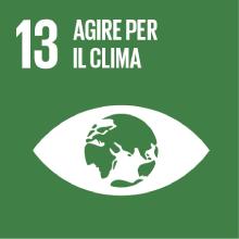 Obiettivo 13: agire per il clima