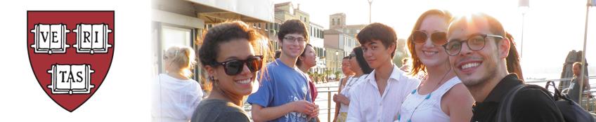 Ca' Foscari - Harvard Summer School (joint): School International